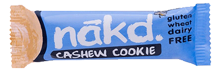 nakd Cashew Cookie Riegel (Natural Balance Foods)