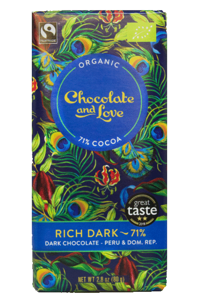 Rich Dark 71% (Chocolate and Love)