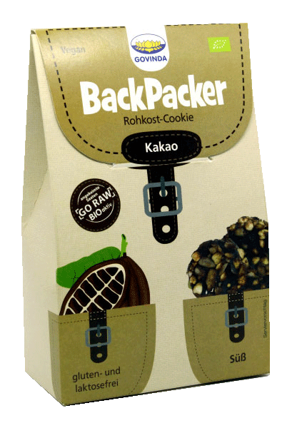 Backpacker Kakao (Govinda)