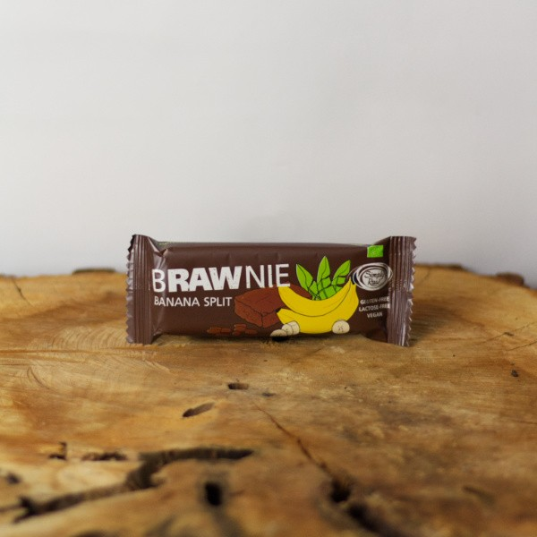 Brawnie Banana Split (Simply Raw)